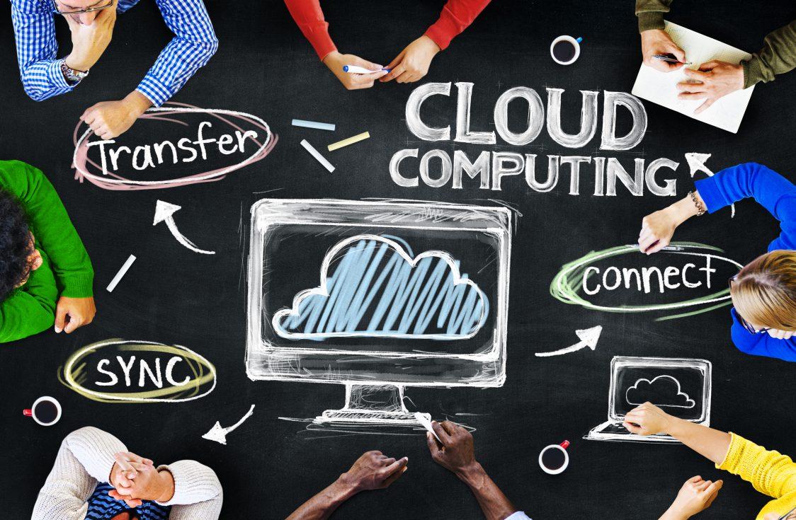Controlling cloud computing